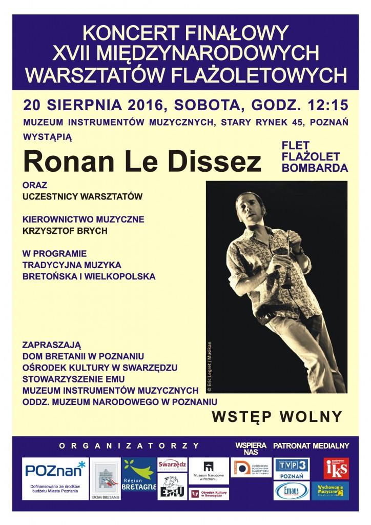 Plakat XVII MWF 2016