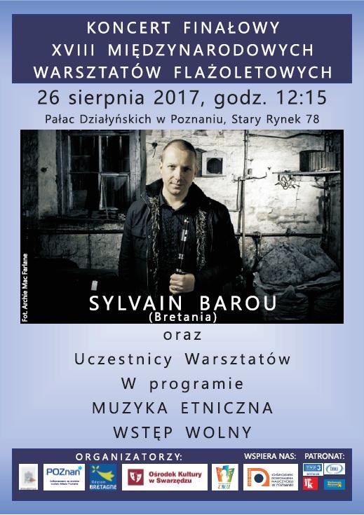 Plakat XVIII MFWF