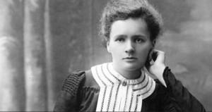 Marie Curie-Skłodowska Źródło: Flickr. Autor: tonynetone. Lic. CC BY-SA 2.0