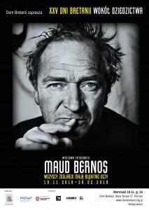 Wystawa fotografii Maud Bernos -plakat