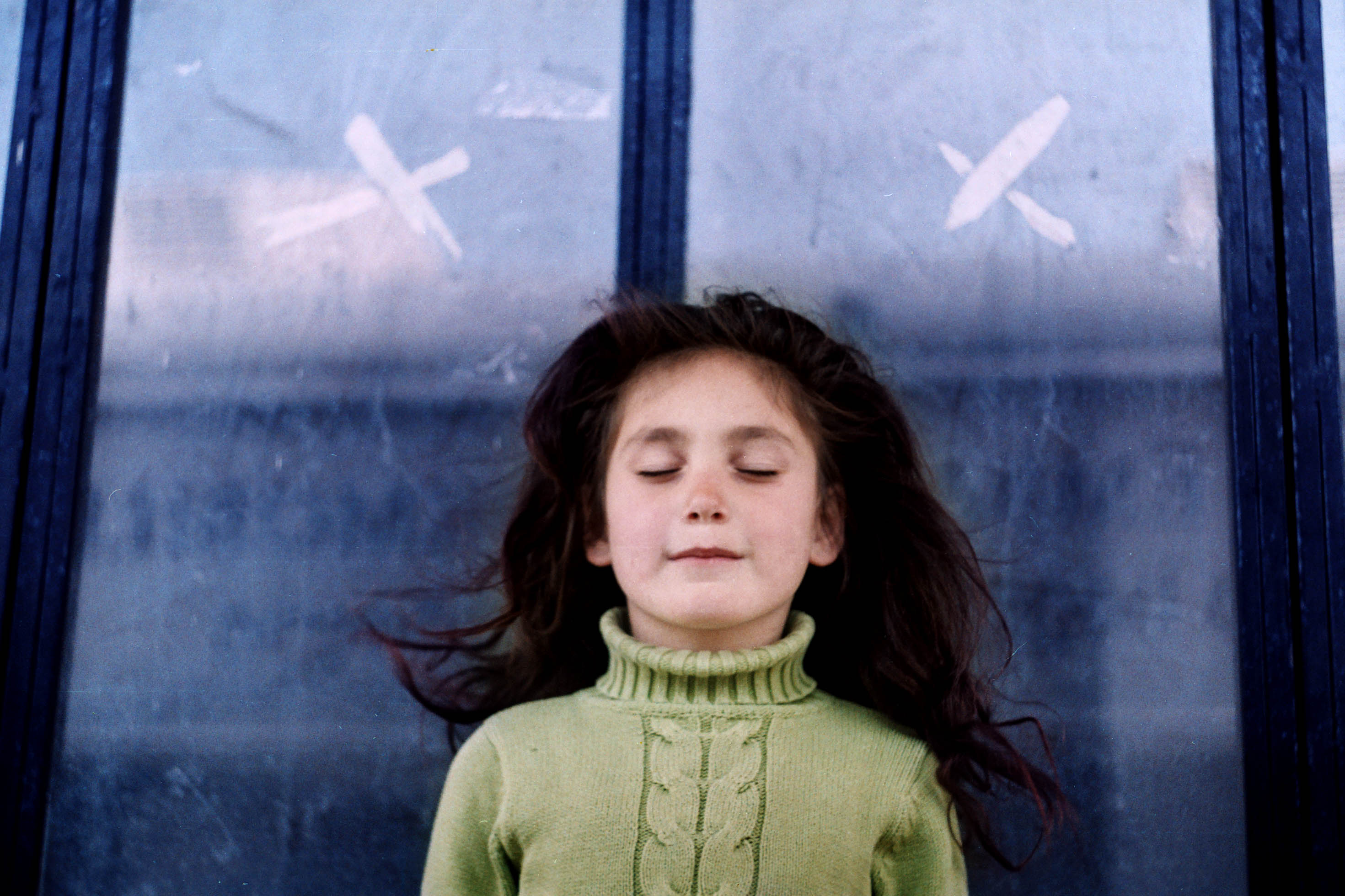 Dzieci Marsa fot. Thoma Sukhashvili