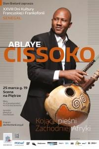 XXVIII DKFiF - Koncert Cissoko - plakat