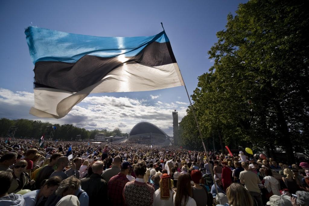 Estonia okładka