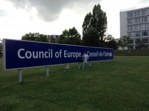 Ważne miejsce w Strasbourgu