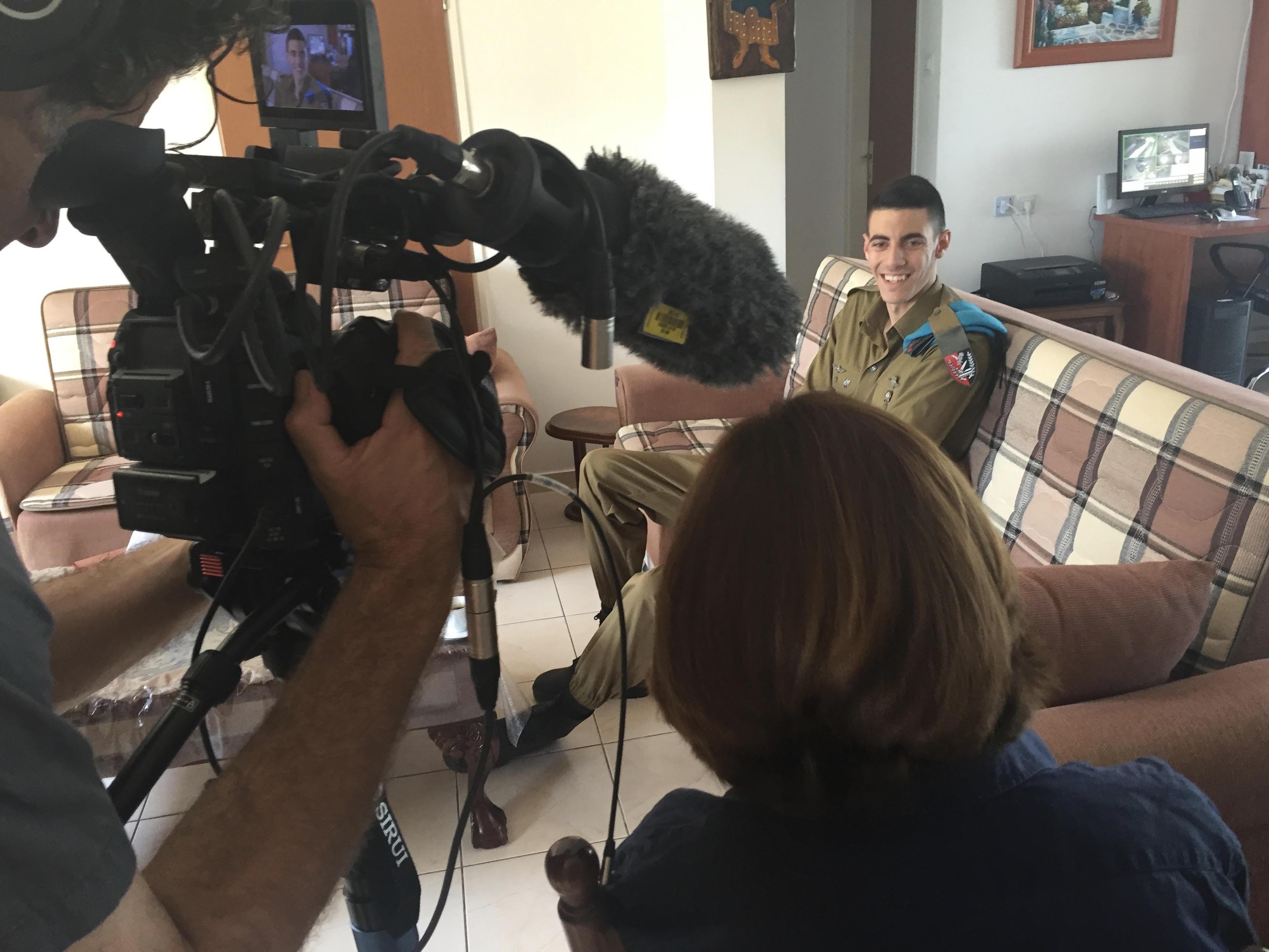 behind the scenes of Israels Arab warriors 2