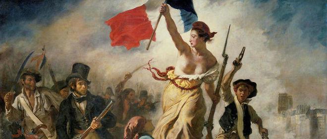 Delacroix liberte guidant le peuple