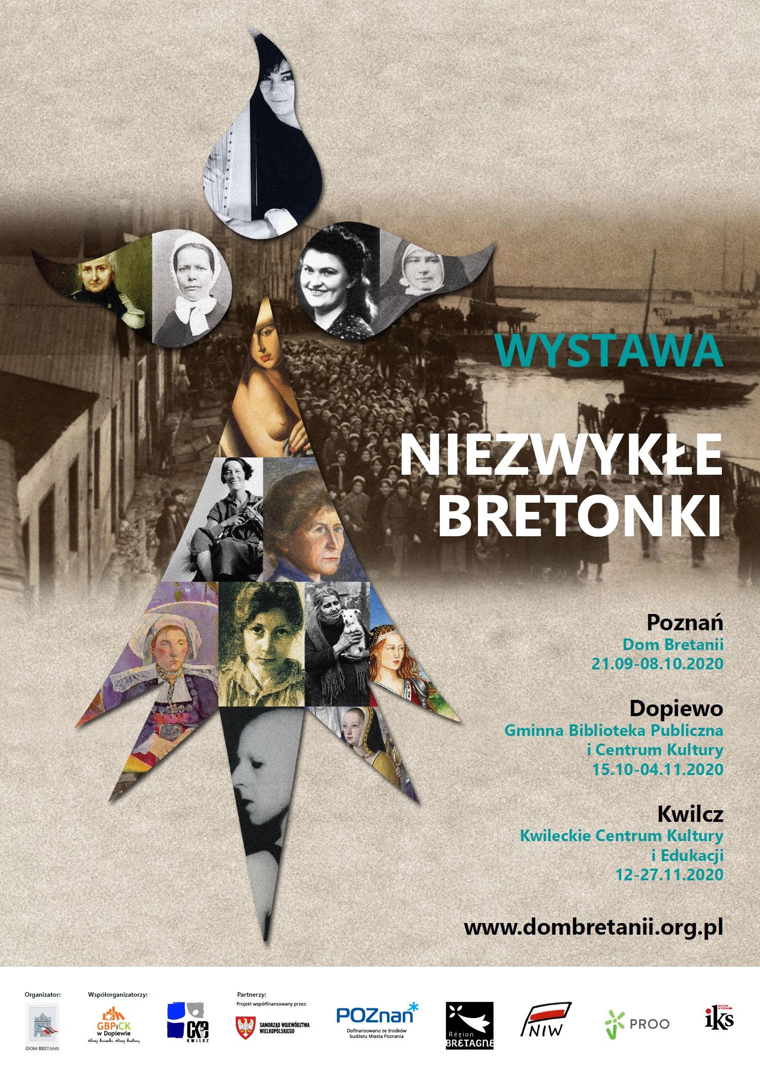 Plakat Bretonki